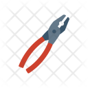 Construction Pliers Tool Icon