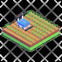 Farming Ploughing Soil Ploughing Icon