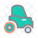 Plow Nature Landscape Icon