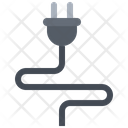 Plug Cable Electrician Icon