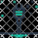Plug Power Cording Icon