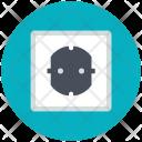Plug Socket Light Icon