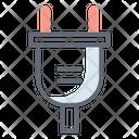Plug Power Plug Electricity Icon