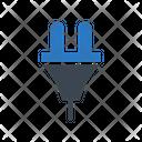 Plug Adapter Connector Icon