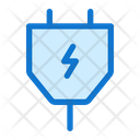 Plug User Interfaces Icon