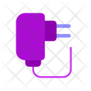 Charger Cable Power Icon