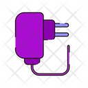 Plug Charger Cable Icon
