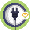 Smart Home Technology Network Icon