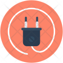Plug Power In Icon
