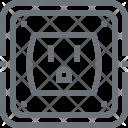 Plug Power Socket Icon