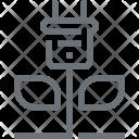 Plug Nature Ecology Icon