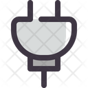 Plug Socket Electric Icon