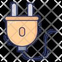 Plug Connector Socket Icon