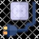 Plug Jack Power Icon