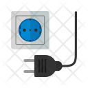 Plug Socket Icon