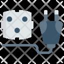 Plug Adapter Electric Icon