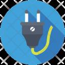 Power Plug Electricity Icon