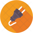 Plug Power Electricity Icon