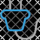 Plug Electric Cord Icon