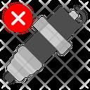 Spark Car Plug Icon