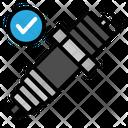 Plug Check Icon