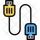 Computer Connect Connector Icon
