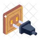 Switchboard Switch Plug Switch Outlet Icon