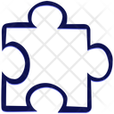 Plugin Jigsaw Puzzle Icon