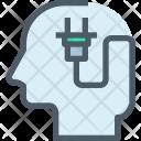 Plugin Human Mind Icon