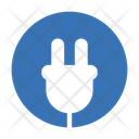 Charge Power Connector Icon