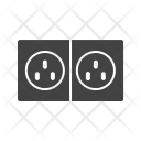Electric Plugs Icon