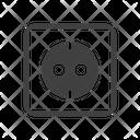 Plugs Electric Energy Icon