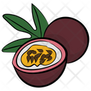 Plum Fruit Icon