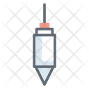 Plumb Bob Plummet Construction Material Icon