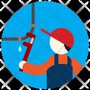 Plumber Avatar Job Icon