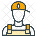 Plumber Avatar Profession Icon
