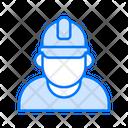 Plumber Profession Service Icon
