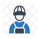 Plumber Worker Services Icon
