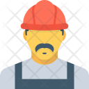 Plumber Repair Mechanic Icon