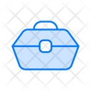 Plumber Tool Box Toolbox Mechanic Box Icon