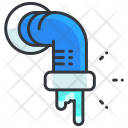 Water Pipe Plumbing Icon