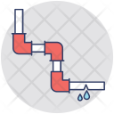 Plumbing Pvc Pipes Icon