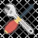Plumbing Repairing Tools Service Tools Icon