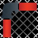 Drain Pipe Plumbing Icon