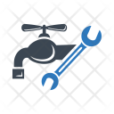 Plumbing Pipe Repair Icon