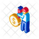 Plumber Fix Cost Icon