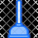 Plunger Plumber Plumbing Icon