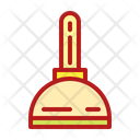 Plunger Labor Day Icon