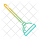 Plunger Toilet Cleaner Toilet Cleaning Icon