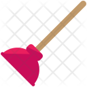 Plunger Tool Equipment Icon
